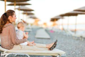 Mutter und Kind, Fotoquelle: 123 RF