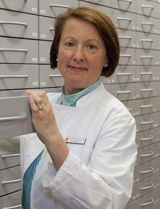 Marianne Porsche-Rohrer Apothekerin, Heilpraktikerin und Autorin